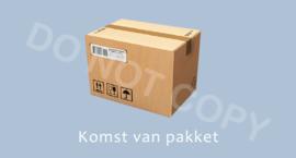 Komst van pakket - T-J/TV