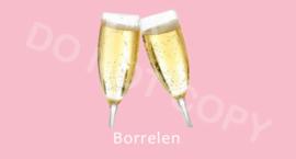 Borrelen - T-M/TV