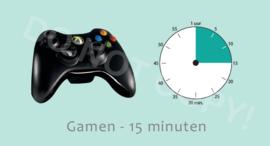 Gamen 15 ALG/TV