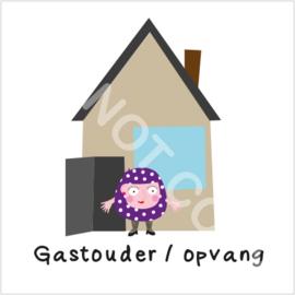 Gastouder/opvang (S)