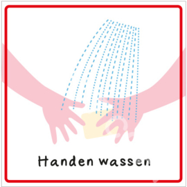 Handen wassen Algemeen  (HR)