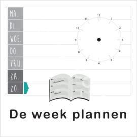 BASIC - De week plannen
