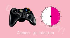 Gamen - 30 M/TV