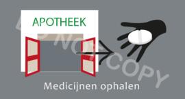 Medicijnen ophalen - T/V
