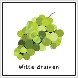 Fruit - Witte druiven (Eten)