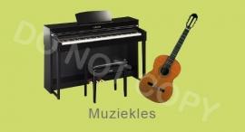 Muziekles - J