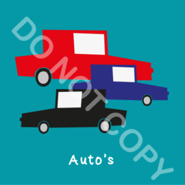 Auto's (act.)