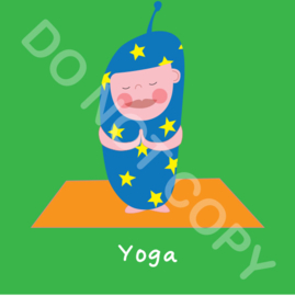Yoga Mighty (S&H)