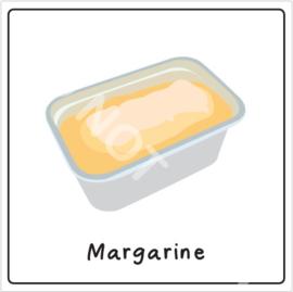 Broodbeleg - Margarine