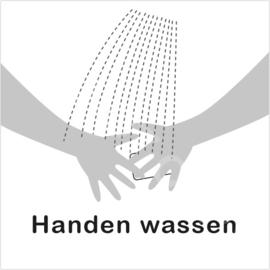 ZW/W - Handen wassen