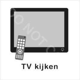 ZW/W - TV kijken