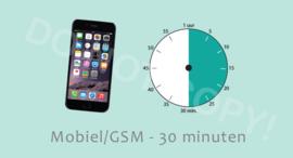 Mobiel/GSM 30 ALG/TV