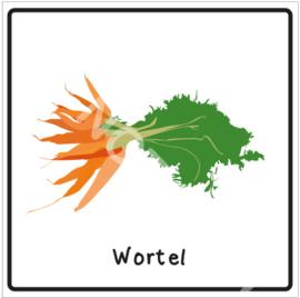 Groente - Wortel (Eten)