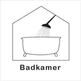 ZW/W - Badkamer
