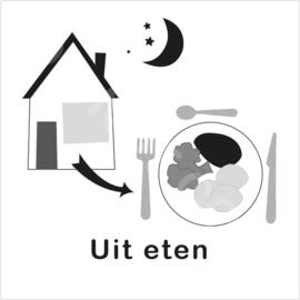 ZW/W - Uit eten