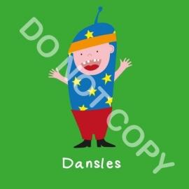 Dansles Mighty  (S&H)