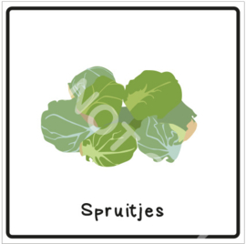 Groente - Spruitjes (Eten)