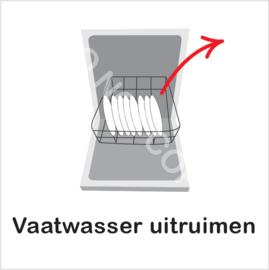 BASIC - Vaatwasser uitruimen