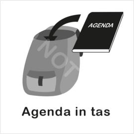 ZW/W - Agenda in tas