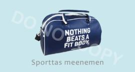 Sporttas meenemen - J