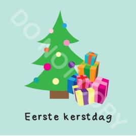 Eerste kerstdag (F)