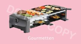 Gourmetten - T-M/TV