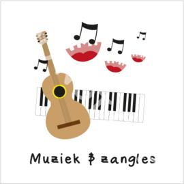 Muziek & Zangles (S)