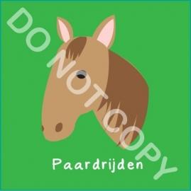 Paardrijden (S&H)