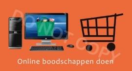 Online boodschappen doen - T/V