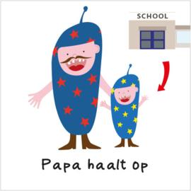 Papa haalt op Mighty (S)
