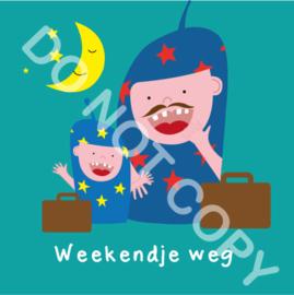 Weekendje weg Mighty/Papa (act.)