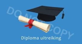 Diploma uitreiking - J