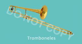 Tromboneles - M