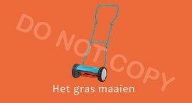 Het gras maaien - T/V