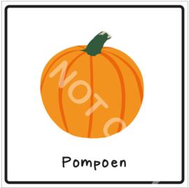 Groente - Pompoen (Eten)