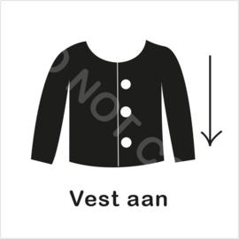 ZW/W - Vest aan