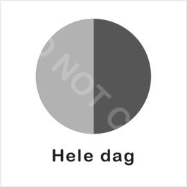 ZW/W - Hele dag
