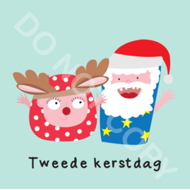 Tweede kerstdag (F)
