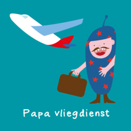 Papa vliegdienst (act.)