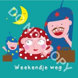 Weekendje weg - Ouders/Mighty (act.)