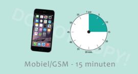 Mobiel/GSM 15 ALG/TV