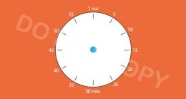 Tijdsduur/Klok K - T/V
