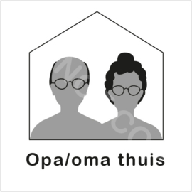 ZW/W - Opa/oma thuis