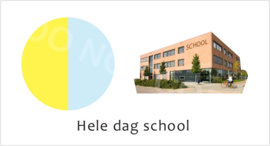 Hele dag school - TV