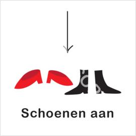 BASIC - Schoenen aan
