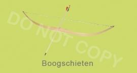 Boogschieten - J