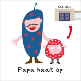 Papa haalt op Mia (S)