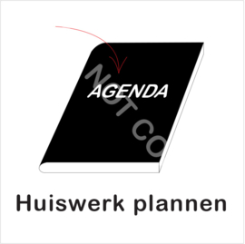 BASIC - Huiswerk plannen