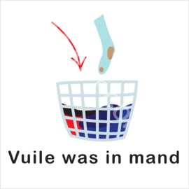 BASIC - Vuile was in mand