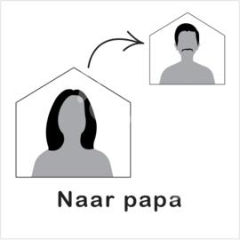 ZW/W - Naar papa